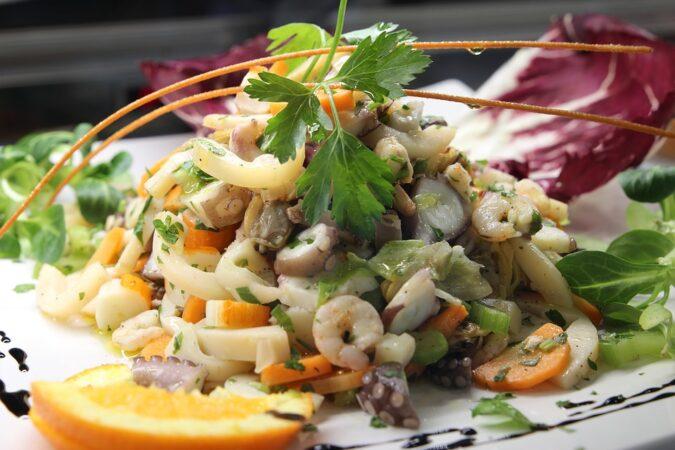 Insalata di mare: tutto il sapore del mare in un unico piatto!